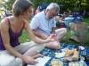picnic at Ravinia