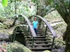 "walk to ""Les 3 Cascades"""