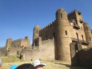 Fasiledes Castle