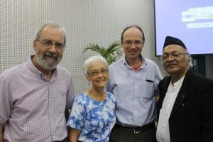 special speaker at UGM